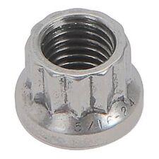 12-Point Head 5//16/'-24 RH Thread, Stainless Steel ARP 400-8301 Nut Polished
