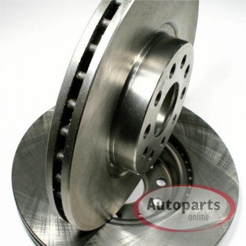 Bremsscheiben Bremsen Bremsbeläge für vorne die Vorderachse Hyundai ix35