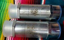 2 Parker Axe10415 Hydraulic Check Valve Free Shipping