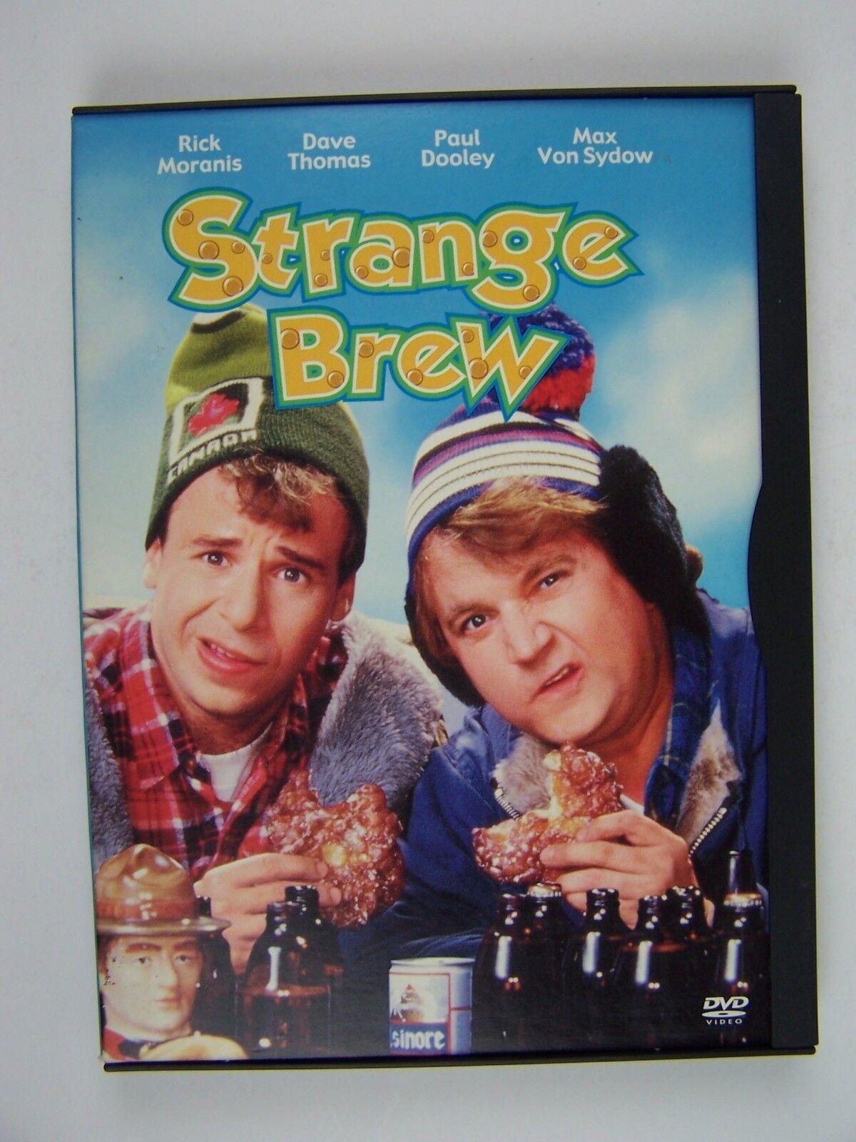 Strange Brew DVD Dave Thomas, Rick Moranis 1983 1256951
