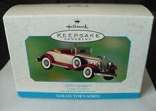 Hallmark Keepsake 1930 Cadillac Ornament