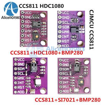 CJMCU 8118 CCS811 HDC1080 Carbon