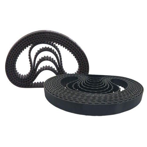 S3M Timing Belt Tooth Pitch 3mm Pulley Belt for 10mm//15mm Width 3D Printer CNC