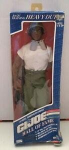 "Joe Hall of Fame Basic Training Heavy Duty 12/"" Figure NIB 1992 G.I"