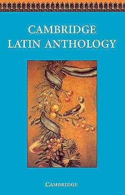1 of 1 - Cambridge Latin Anthology (Cambridge Latin Course), By Cambridge School Classics