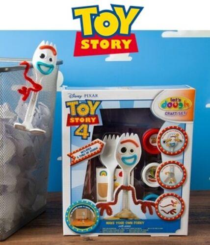 Set Crea Dein Eigenes Forky Spielzeug Geschichte 4 Basteln Disney