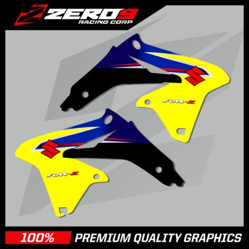Trials & Motocross Bike Parts SUZUKI RMZ 450 08-017 MOTOCROSS ...