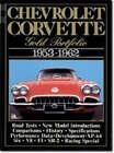 Chevrolet Corvette Gold Portfolio, 1953-62 by Brooklands Books Ltd (Paperback, 1990)