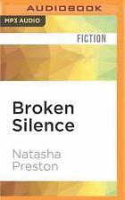 Silence: Broken Silence 2 by Natasha Preston (2016, MP3 CD, Unabridged)
