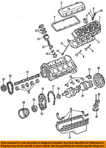 image is loading gm-oem-valve-lifter-17120060