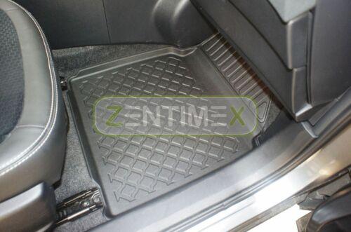 3d-tpe Design caoutchouc Tapis de sol pour Nissan Qashqai 2wd Front moteur 1 j10 steilhe 1 C