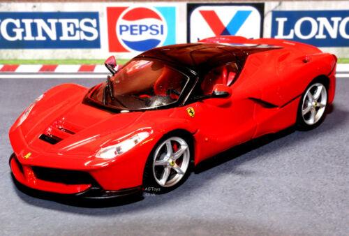 La Ferrari híbrido 2013 1:43 modelo altamente detallado Súper Coche 950BHP Exotica Nuevo