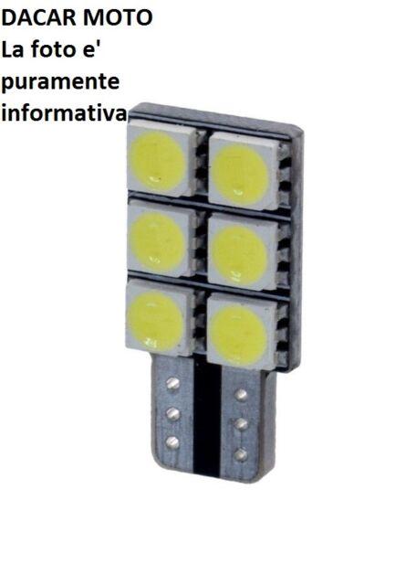 LED T10 CAN-BUS 90 lumen naranja RMS 246510855