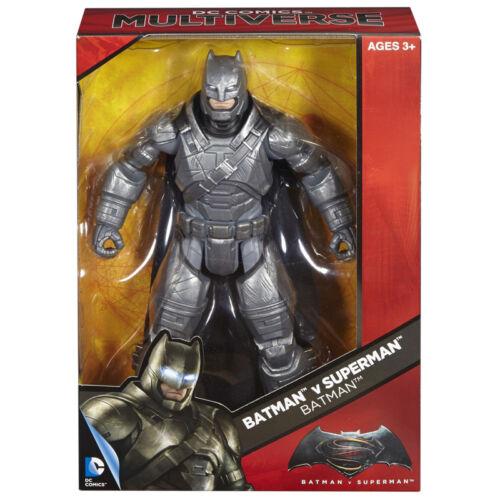 "Batman V Superman Multiverse 12/"" Figure ARMOURED BATMAN NEW"