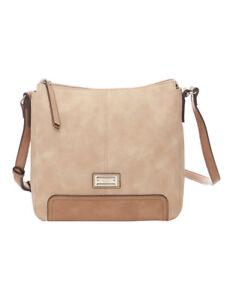 Image Is Loading New Cellini Sport Megan Zip Top Crossbody Bag