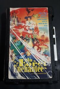 Elm-Chanted-Forest-Foret-Enchantee-1993-VHS-French-Version-animation