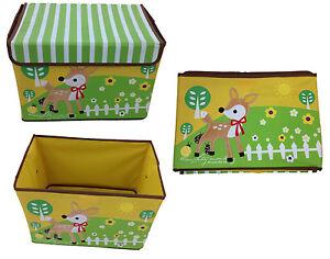 Spielzeugbox Haus Hase Aufbewahrungsbox Spielzeugkiste Aufbewahrung Kindermöbel