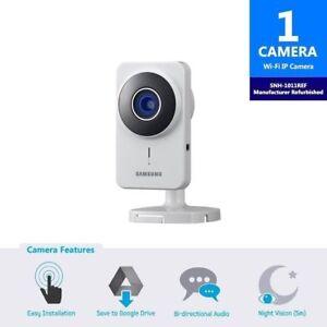d71f0747569 Samsung SNH-1011N SmartCam WiFi IP Network Home Security Camera ...