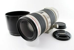 Canon EF 70-200mm f4 L IS USM Lens from Japan 788941