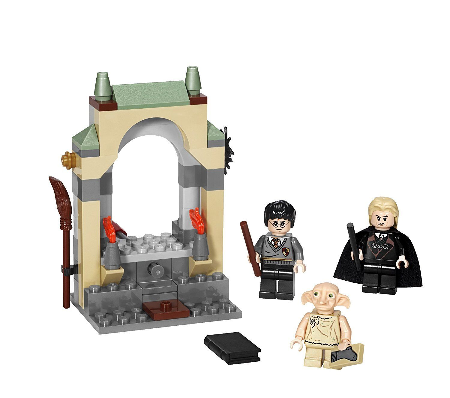 NEW IN BOX - LEGO LEGO LEGO Harry Potter Freeing Dobby - 4736 - 73 pieces - RETIRED 6153e9