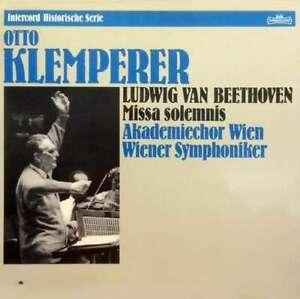 Beethoven-Vienna-Symphony-Orchestra-Otto-Kl-Vinyl-Schallplatte-123789
