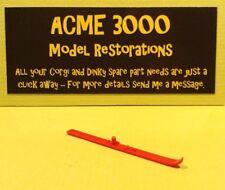 Corgi 499 Citroen Grenoble Safari Reproduction Repro Red Plastic Ski