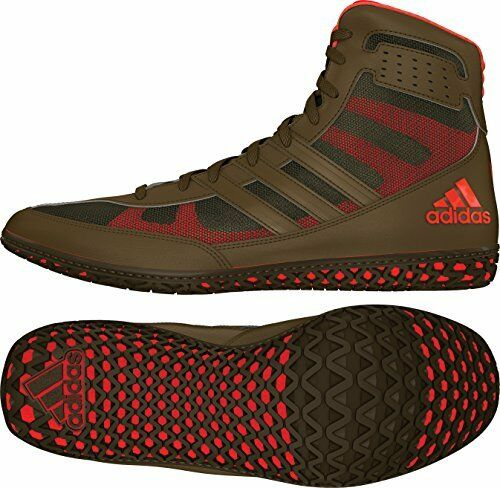 Adidas BB3297 Shoes Mat Wizard David Taylor Ed. Uomo Wrestling Shoes BB3297 ac96a6