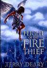 Flight of the Fire Thief by Terry Deary (Hardback, 2006)