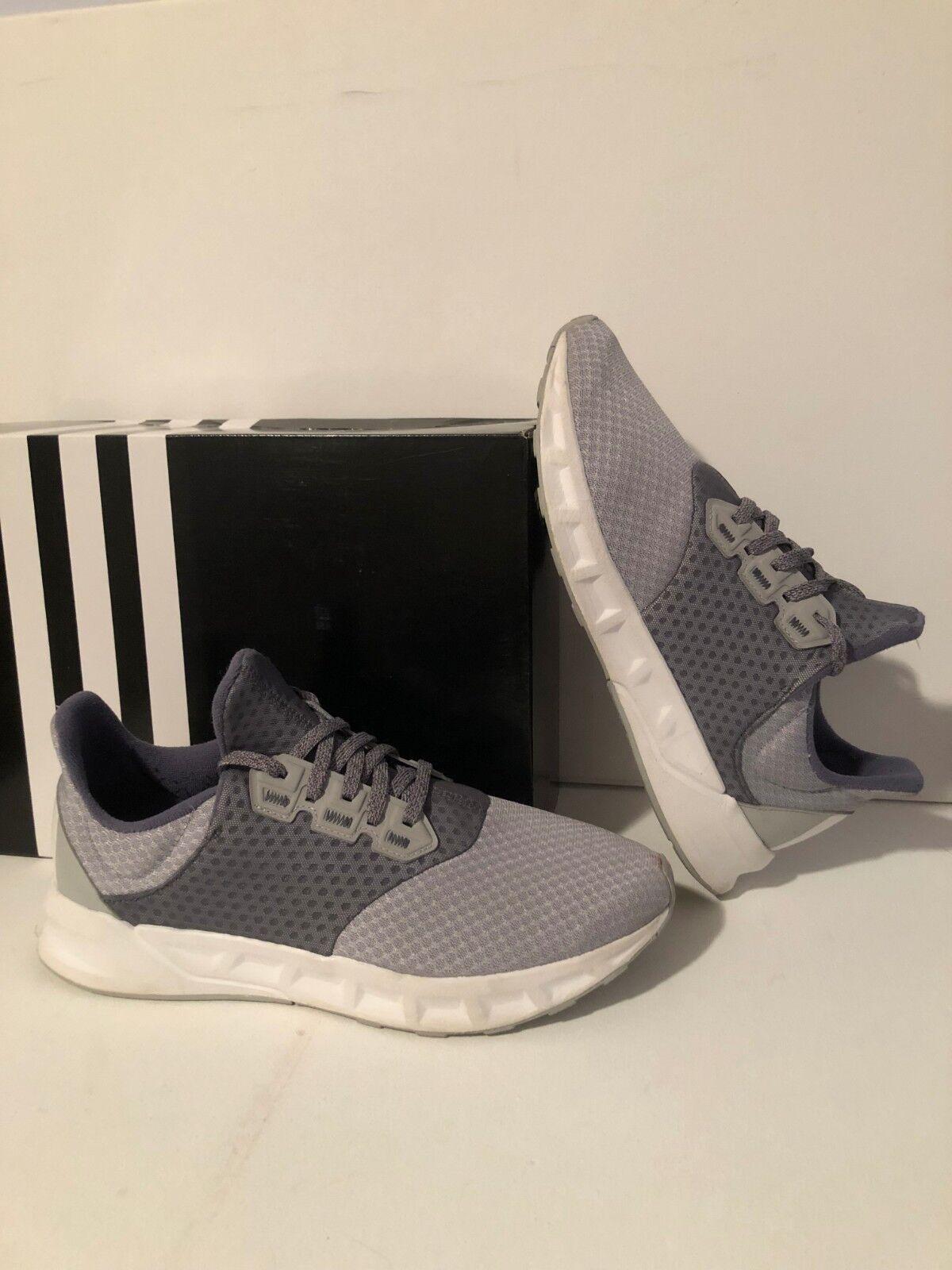 Gli uomini falco falco falco adidas aq2228 elite 5 in scarpe da ginnastica   grigio  bianco misura 8,5   Bel design  1b6daa