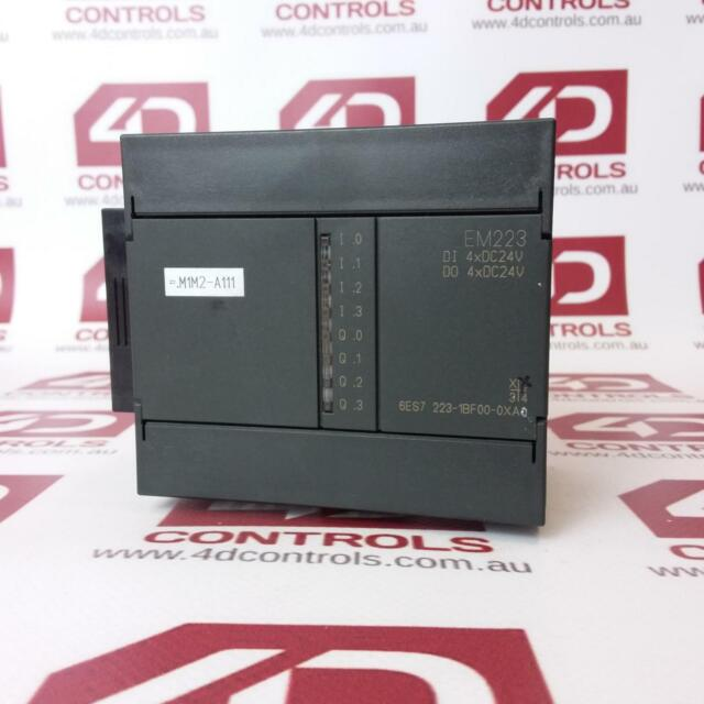 6ES7 223-1BF00-0XA0 | Siemens | I/O Expansion Module Digital 4 In/Out 24VDC -...
