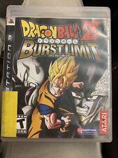 Dragon Ball Z: Burst Limit (Sony PlayStation 3, 2008)