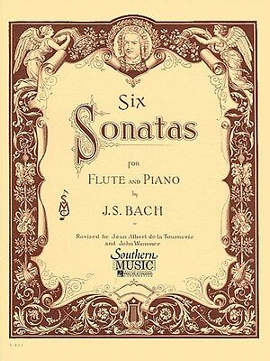 Persevering Six Sonatas Flute New 003770630 Instruction Books, Cds & Video