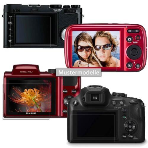 Canon EOS M10-3x easy-top Antifingerprint Antibacterial Screen protector