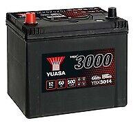 Yuasa YBX3014 Standard Battery