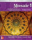 Mosaic 1 Writing by Meredith Pike-Baky, Pike-Baky Meredith, Laurie Blass, Blass Laurie (Paperback, 2006)