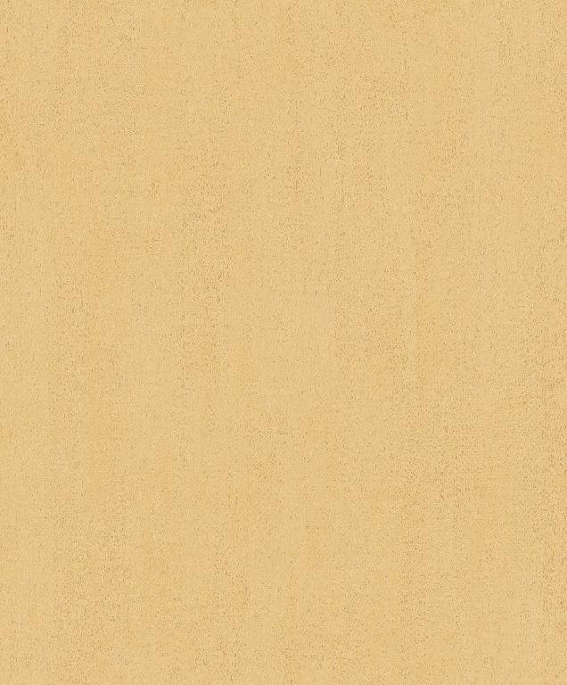 Essener Tapete Ambiance G67818 Plain Colour Ochre Yellow Matte Fleece Wallpaper