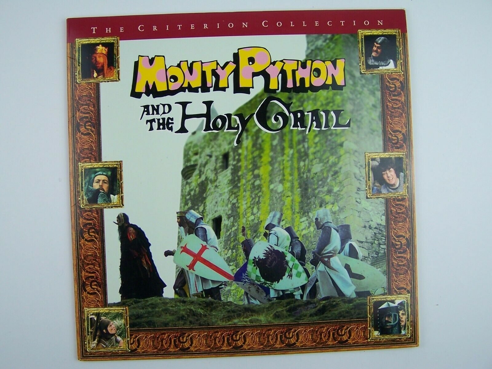 Monty Python and the Holy Grail: Special Edition #168 L