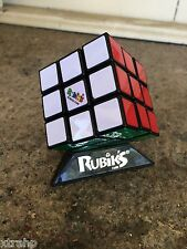 Rubik 3x3 Puzzle Cube Game With Stand Rubik's NEW IN BOX Hasbro Toy New Original