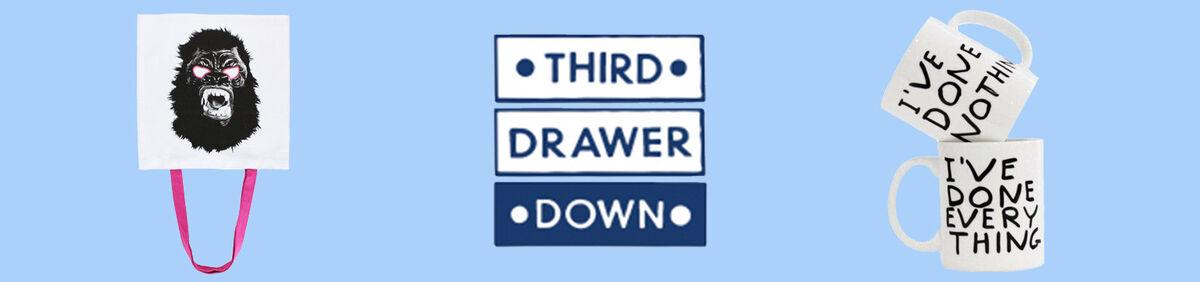 Third Drawer Down