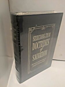 Selections From The Doctrines of Salvation- EMPLOYEE LDS COPY-  SEALED