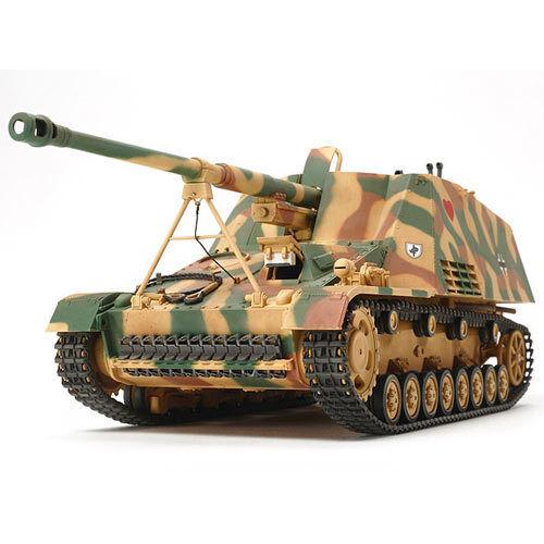 TAMIYA 35335 Nashorn Heavy Tank Destroyer 1 35 Military Model Kit