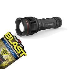 NEBO Redline BLAST 1400 Lumen LED Flashlight 6542  6 X AA batteries included