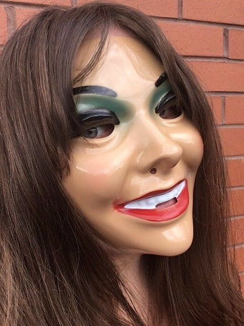 The Purge Mask Grin Halloween Film Movie Horror Male Design Smiling Man Smile