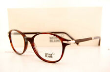Brand New MONT BLANC Eyeglass Frames 0400 400 052 Havana for Men 100% Authentic
