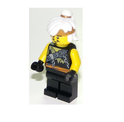 FROM SET 70654 NINJAGO Sensei Wu NEW LEGO Teen Wu njo467
