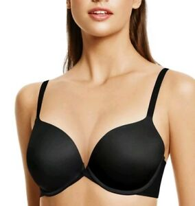 30462c15896be Nwt Wacoal 854220 Amazing Assets 34D Push Up Underwire T-Shirt Bra ...