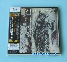 MARVIN GAYE Here My Dear JAPAN mini lp cd SHM 2 CD brand new & still sealed