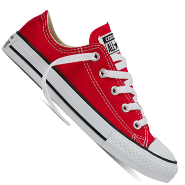 932e6c4d870f Trainers Converse Youth C t All Star 3j236c Children Red Canavas EUR ...