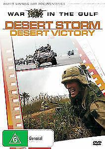 WAR IN THE GULF DESERT STORM DESERT VICTORY - DVD