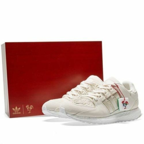 sports shoes 41fea cc9cb adidas EQT Support Ultra CNY Chalk White BA7777 UK 8 EU 42 Limtied Edition  for sale online  eBay